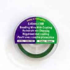 Metaaldraad groen 10m