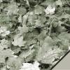 Scrapvel herfstblad grijs