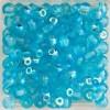 Glaskraal aqua 4mm