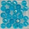Glaskraal aqua 6mm