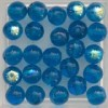 Glaskraal blauw 6mm