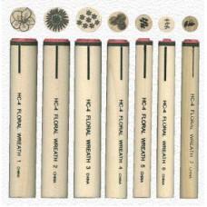 Mix&Match stempelset Bloemkrans