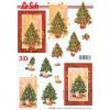 Knipvel kerstboom 2