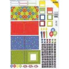 Knipvel CardScrap mini book feest