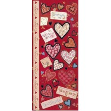 Stickers harten love