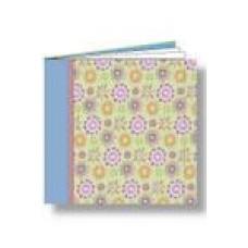 Memory album 30 x 30cm flora pop