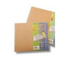 Memory album 20 x 20cm kraft paper