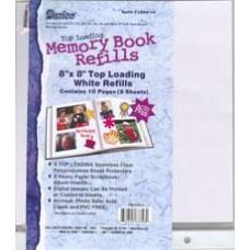 Memory book refills 20 x 20cm