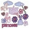 Embellishment Dress it up Princess