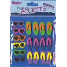 Embellishments Accents flip flops
