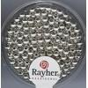 Rayher zilverkralen 3mm