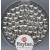 Rayher zilverkralen 4mm