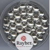 Rayher zilverkalen 6mm