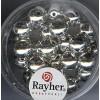 Rayher zilverkralen 8mm