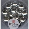 Rayher zilverkralen 10mm