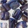 Onregelmatige vorm blauw