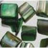 Onregelmatige vorm groen