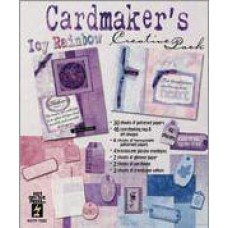 Cardmaker Creative Pack Icy Rainbow