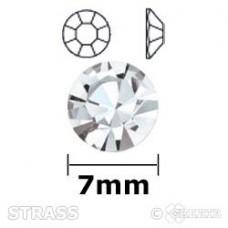Strass chrystal 7mm