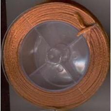 satijnkoord 2mm brons