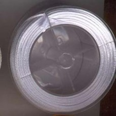 satijnkoord 2mm wit