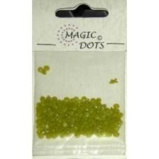 Magic Dots Mossgreen