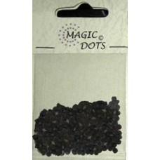 Magic Dots Black