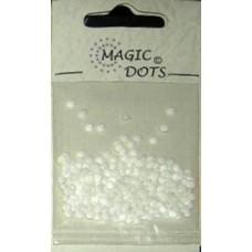 Magic Dots White