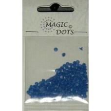Magic Dots Blue dark