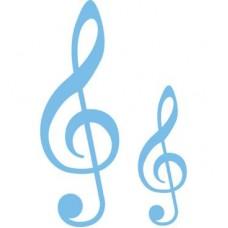 Creatable Muzieksleutel