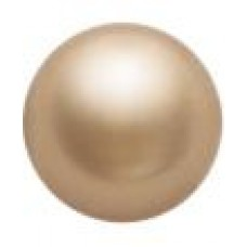 Swarovski parel bronze 10mm