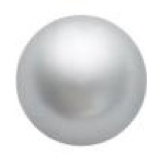 Swarovski parel light grey 6mm