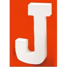 Décopatch AC156 letter J 20.5 cm