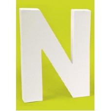 Décopatch AC160 letter N 20.5 cm