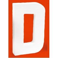 Décopatch AC150 letter D  20.5 cm