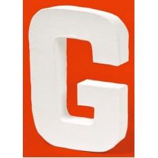 Décopatch AC153 letter G 20.5 cm