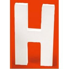 Décopatch AC154 letter H 20.5 cm