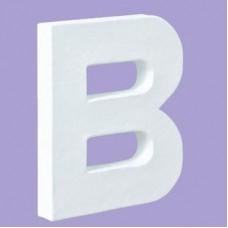 Décopatch AC254 letter B 10.5 cm