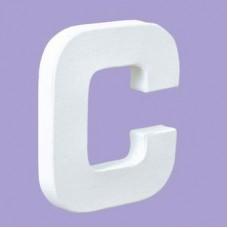 Décopatch AC255 letter C 10.5 cm