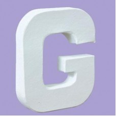 Décopatch AC259 letter G 10.5 cm
