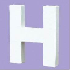 Décopatch AC260 letter H 10.5 cm