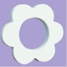 Décopatch symbool AC281 bloem open