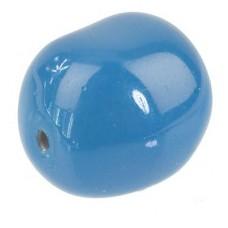 Gem pearl chrystal lapis 6mm