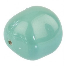 Gem pearl chrystal jade 8mm