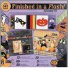 Finished in a Flash Halloween Kit