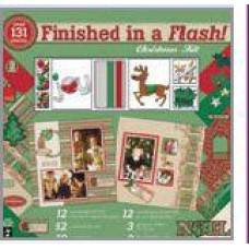 Finished in a Flash Christmas Kit