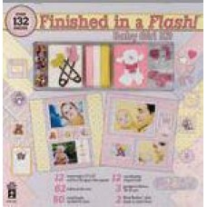 Finished in a Flash Baby Girl Kit