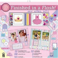 Finished in a Flash My Girl Kit