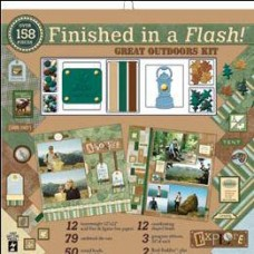 Finished in a Flash Great Outdoors Kit