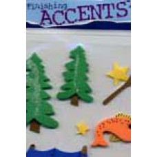 Embellishments Accents camping